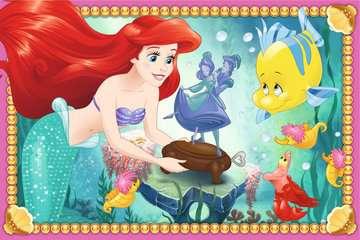 Puzzle 6 cubes - Princesses Disney Jeux éducatifs;Premiers apprentissages - Image 4 - Ravensburger