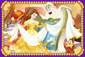 07428 Kinderpuzzle Funkelnde Prinzessinnen von Ravensburger 5