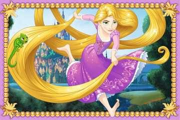 07428 Kinderpuzzle Funkelnde Prinzessinnen von Ravensburger 6