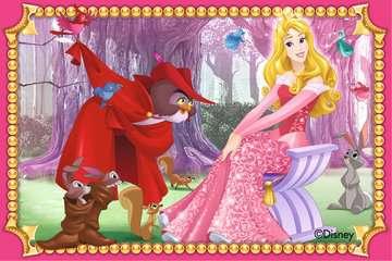 07428 Kinderpuzzle Funkelnde Prinzessinnen von Ravensburger 7