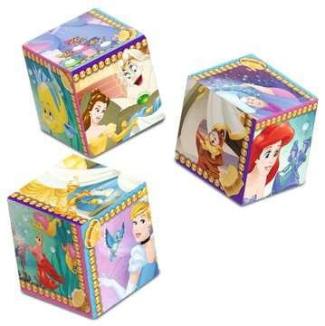 Puzzle 6 cubes - Disney Princesses Jeux éducatifs;Premiers apprentissages - Image 8 - Ravensburger