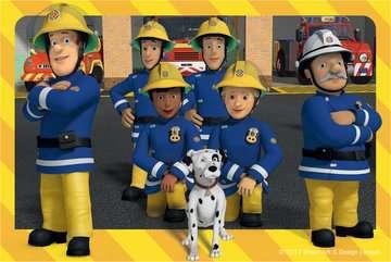 Sam, der tapfere Feuerwehrmann Puzzle;Kinderpuzzle - Bild 4 - Ravensburger