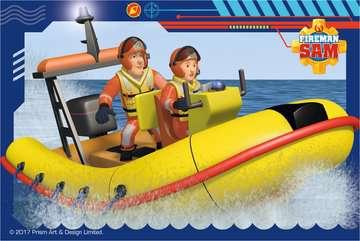 Puzzle 6 cubes - Sam le pompier Puzzle;Puzzle enfant - Image 5 - Ravensburger