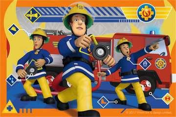 Puzzle 6 cubes - Sam le pompier Puzzle;Puzzle enfant - Image 6 - Ravensburger