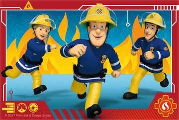 Puzzle 6 cubes - Sam le pompier Puzzle;Puzzle enfant - Image 7 - Ravensburger