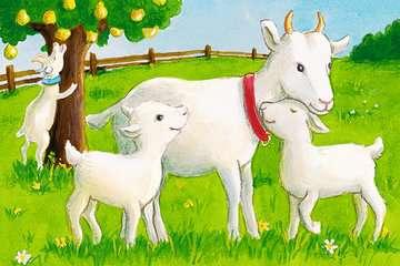 07463 Kinderpuzzle Mein Bauernhof von Ravensburger 6
