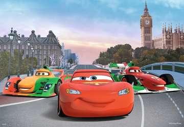 07554 Kinderpuzzle Lightning McQueen und seine Freunde von Ravensburger 2