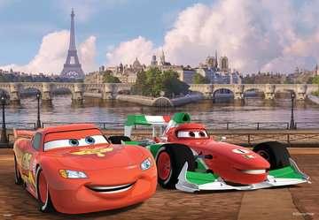 07554 Kinderpuzzle Lightning McQueen und seine Freunde von Ravensburger 3