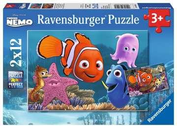 07556 Kinderpuzzle Nemo der kleine Ausreißer von Ravensburger 1