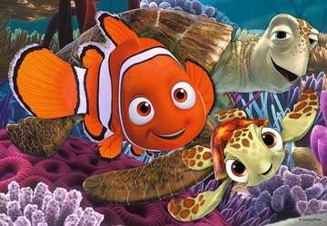 07556 Kinderpuzzle Nemo der kleine Ausreißer von Ravensburger 2
