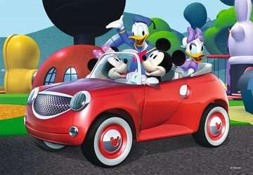 Puzzles 2x12 p - Mickey, Minnie et leurs amis / Disney Puzzle;Puzzle enfant - Image 2 - Ravensburger