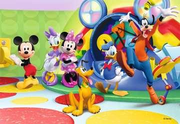 Puzzles 2x12 p - Mickey, Minnie et leurs amis / Disney Puzzle;Puzzle enfant - Image 3 - Ravensburger