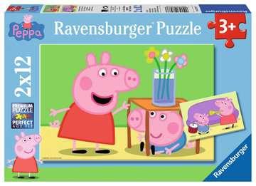 Amour fraternel / Peppa Pig Puzzle;Puzzle enfant - Image 1 - Ravensburger