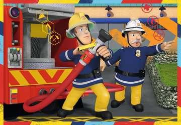 Sam en acción Puzzles;Puzzle Infantiles - imagen 3 - Ravensburger