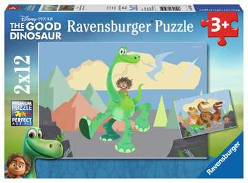 Arlo & His Friends Jigsaw Puzzles;Children s Puzzles - image 1 - Ravensburger