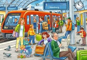 Bitte einsteigen! Puzzle;Kinderpuzzle - Bild 3 - Ravensburger