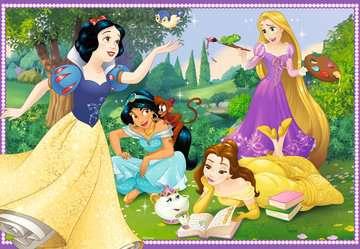 In de wereld van de Disney prinsessen Puzzels;Puzzels voor kinderen - image 2 - Ravensburger
