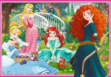 In de wereld van de Disney prinsessen Puzzels;Puzzels voor kinderen - image 3 - Ravensburger