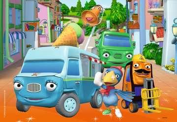 Abenteuer mit den Helden der Stadt Puzzle;Kinderpuzzle - Bild 3 - Ravensburger