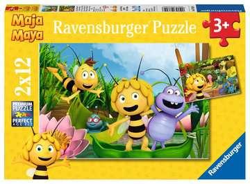 Ausflug mit Biene Maja Puzzle;Kinderpuzzle - Bild 1 - Ravensburger
