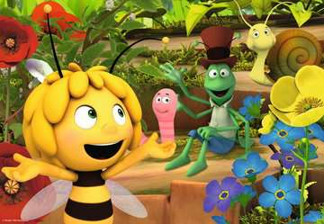 Ausflug mit Biene Maja Puzzle;Kinderpuzzle - Bild 3 - Ravensburger