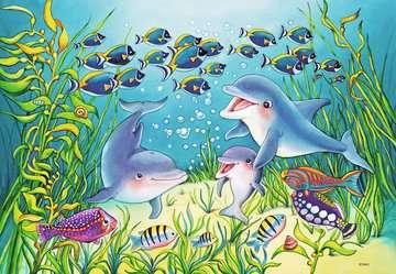 Op de bodem van de zee Puzzels;Puzzels voor kinderen - image 2 - Ravensburger