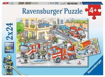 Heroes in Action Puslespil;Puslespil for børn - Billede 1 - Ravensburger