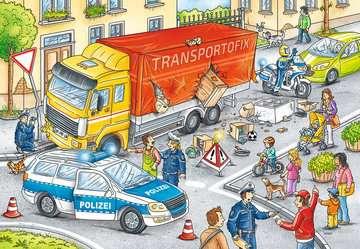 Helden im Einsatz Puzzle;Kinderpuzzle - Bild 2 - Ravensburger