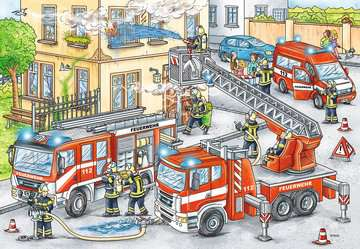 Helden im Einsatz Puzzle;Kinderpuzzle - Bild 3 - Ravensburger