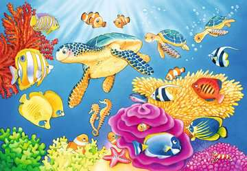 Vibrance Under the Sea Jigsaw Puzzles;Children s Puzzles - image 3 - Ravensburger