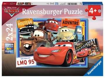 Disney Cars Puzzels;Puzzels voor kinderen - image 1 - Ravensburger