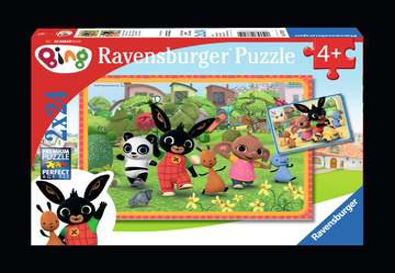 Bing and Friends Puslespil;Puslespil for børn - Billede 2 - Ravensburger