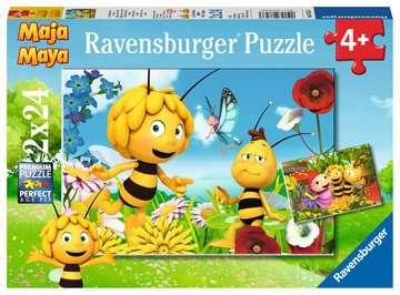 Biene Maja und ihre Freunde Puzzle;Kinderpuzzle - Bild 1 - Ravensburger