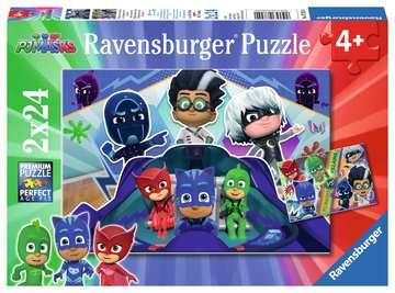 PJ Masks komen te hulp Puzzels;Puzzels voor kinderen - image 1 - Ravensburger