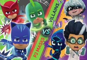 PJ Masks komen te hulp Puzzels;Puzzels voor kinderen - image 2 - Ravensburger