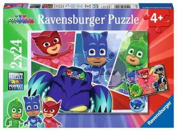 Abenteuer in der Nacht Puzzle;Kinderpuzzle - Bild 1 - Ravensburger