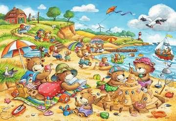 07829 Kinderpuzzle Urlaub am Meer von Ravensburger 2