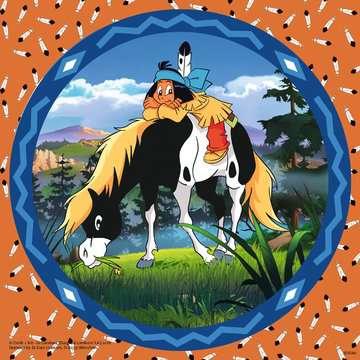 08000 Kinderpuzzle Yakari, der tapfere Indianer von Ravensburger 3