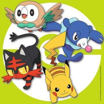 Pokemon 3x49pc Puzzles;Children s Puzzles - image 3 - Ravensburger