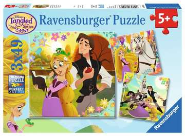 Hair and Now! Jigsaw Puzzles;Children s Puzzles - image 1 - Ravensburger