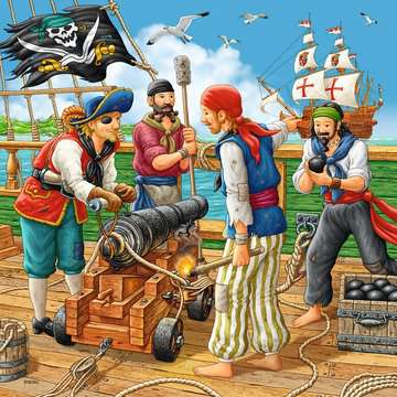 Adventure on the High Seas Puslespil;Puslespil for børn - Billede 4 - Ravensburger