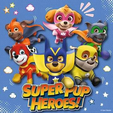Super Pups power! Puslespil;Puslespil for børn - Billede 2 - Ravensburger
