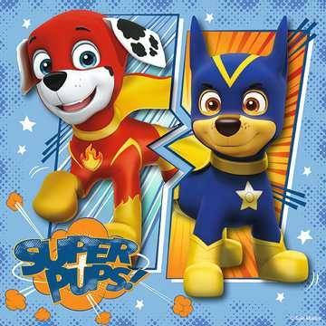 Super Pups power! Puslespil;Puslespil for børn - Billede 4 - Ravensburger