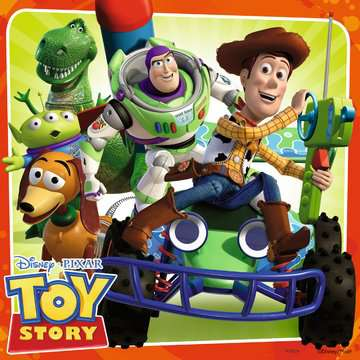 Toy Story History Jigsaw Puzzles;Children s Puzzles - image 2 - Ravensburger