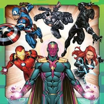 Avengers Assemble 3x49pc Puzzles;Children s Puzzles - image 3 - Ravensburger