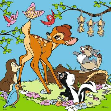 Disney Freunde Puzzle;Kinderpuzzle - Bild 2 - Ravensburger