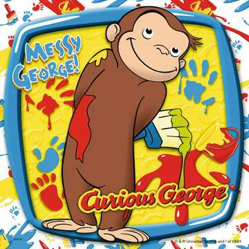 Curious George and Friends Jigsaw Puzzles;Children s Puzzles - image 2 - Ravensburger