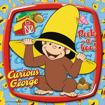 Curious George and Friends Jigsaw Puzzles;Children s Puzzles - image 3 - Ravensburger