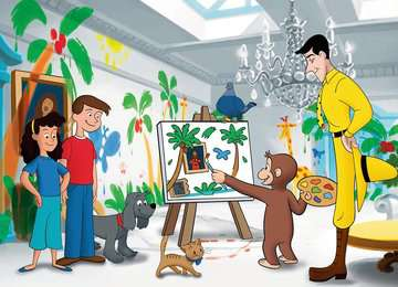 Curious George and Friends Jigsaw Puzzles;Children s Puzzles - image 5 - Ravensburger