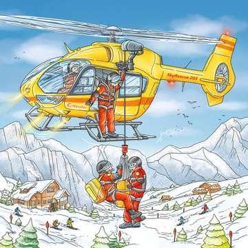 Auf der Skipiste Puzzle;Kinderpuzzle - Bild 4 - Ravensburger